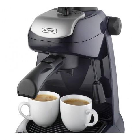 Espressor cafea DeLonghi EC 7.1, cafea macinata, 800 W, capacitate 0.4 l, negru
