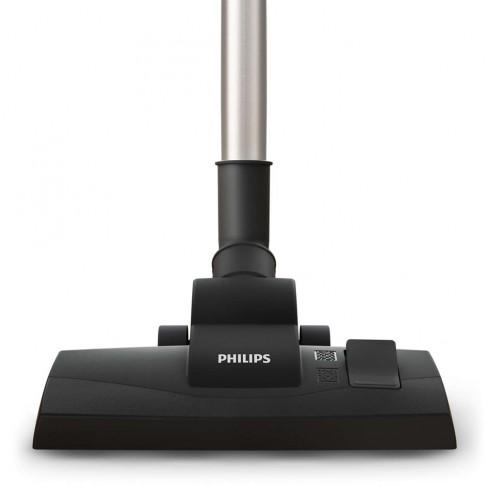 Aspirator Philips PowerGo FC8245/09, cu sac, aspirare uscata, filtru anti-alergeni, 3 l, 750 W