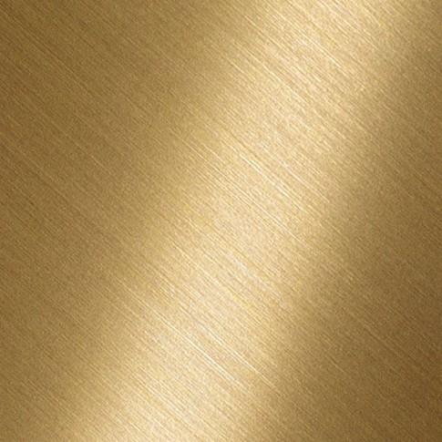 Autocolant metalic, Gekkofix Stainless Gold, auriu, 0.45 m