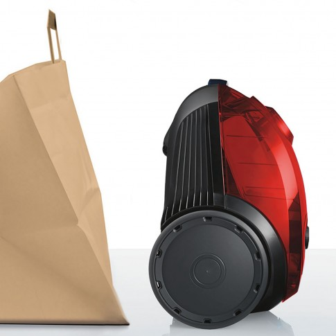Aspirator Bosch BGL2UA2008, cu sau fara sac, aspirare uscata, 3.5 l, 600 W
