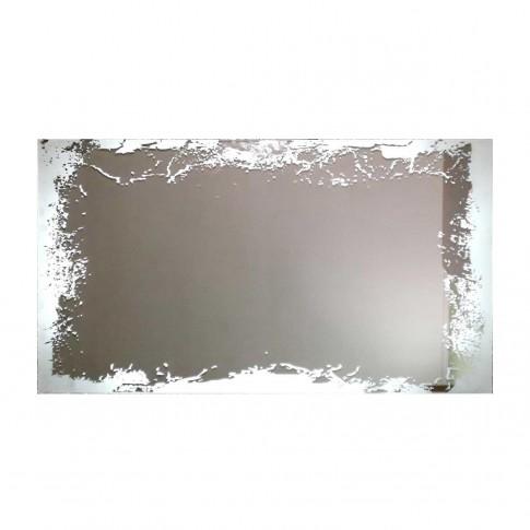 Oglinda decorativa Class Mirrors M17, cu LED, 100 x 60 cm
