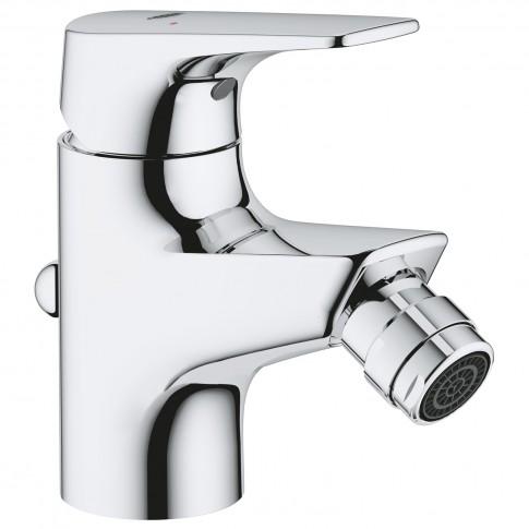 Baterie baie pentru bideu Grohe Start Flow 23770000, cu ventil, monocomanda, finisaj cromat