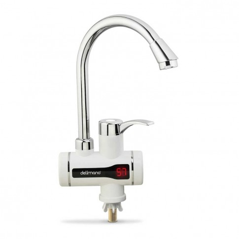 Instant apa calda, electric, tip robinet, Delimano Digital Pro, pentru chiuveta, 3.3 kW, 220 V