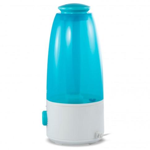 Umidificator Zass ZUH 01, 25 W, capacitate rezervor 2.5 l, capacitate umidificare 280 ml/h, oprire automata, indicator luminos rezervor gol, filtru anti-calcar, multicolor