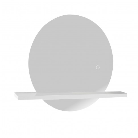 Oglinda baie cu iluminare LED, H - 501, 80 x 65 cm