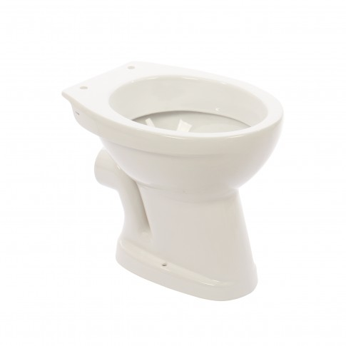 Vas WC Kadda New WQ8B1160000K001, alb, evacuare orizontala