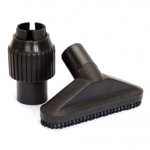 Perie universala si reductor de aspirator, K&M SS07, diametru 30 - 37 mm