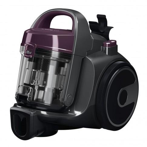 Aspirator Bosch BGC05AAA1, fara sac, aspirare uscata, filtru evacuare EPA, filtru igienic PureAir, 1.5 l, 700 W