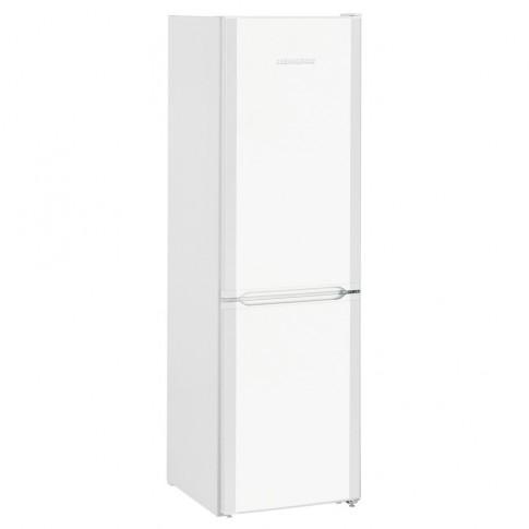 Combina frigorifica Liebherr CU 3331, 296 l, SmartFrost, clasa A++, inaltime 181.2 cm, VarioSpace, sertare FrostSafe, alb