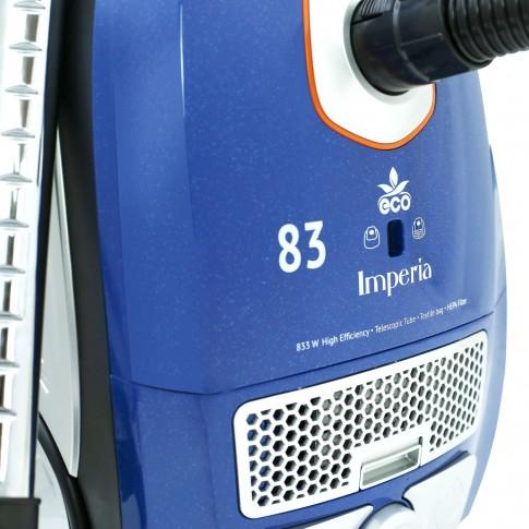 Aspirator Albatros Imperia 83 Eco, cu sac, aspirare uscata, filtru Hepa, 3.5 l, 833 W