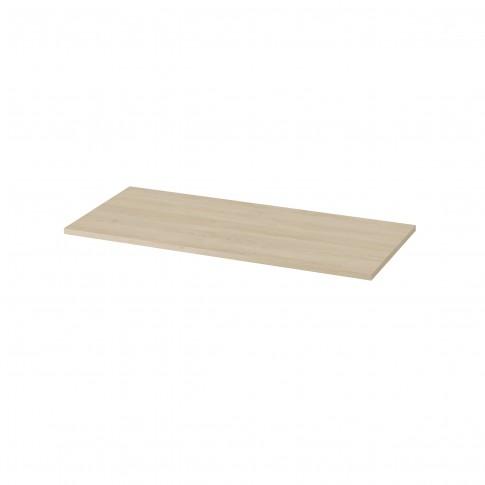 Blat pentru lavoar baie, Cersanit Moduo S90-024, stejar, PAL, 99.8 x 45 x 1.8 cm