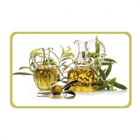 Suport bucatarie, pentru farfurii, Olive, din PVC, 25 x 40 cm