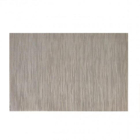 Suport de masa, pentru bucatarie, NX-C09, PVC + PET, bej, 30 x 45 cm