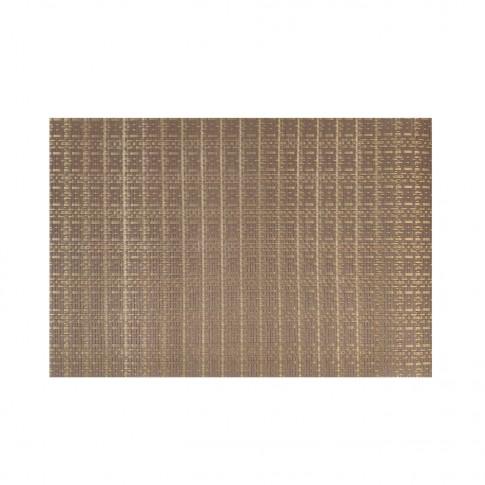 Suport de masa, pentru bucatarie, NX-CB03, PVC + PET, maro, 30 x 45 cm
