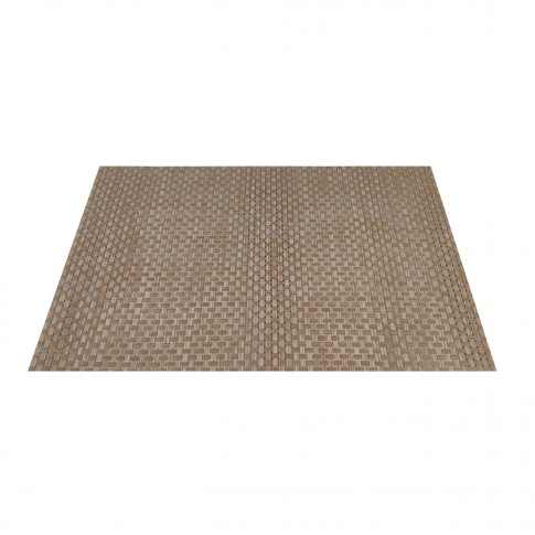 Suport de masa, pentru bucatarie, NX-8803, PVC + PET, crem, 30 x 45 cm