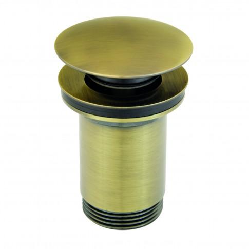 "Ventil click - clack pentru lavoar, Ferro S285BR, 1""1/4, bronz"