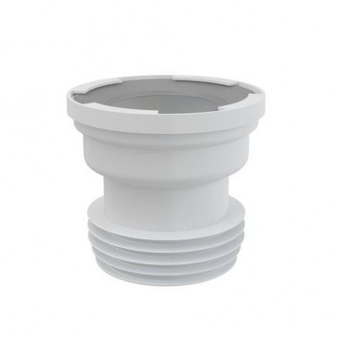 Racord WC, drept, Komfort C991, D 110 mm
