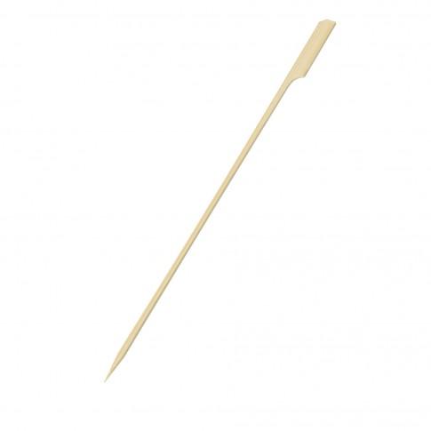 Betisoare bambus pentru gustari, 25 cm, set 50 bucati