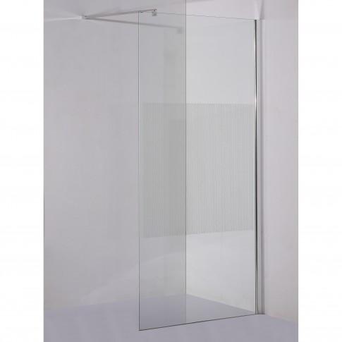 Perete dus tip walk - in, sticla, Kadda HK-8210-120, 120 x 200 cm
