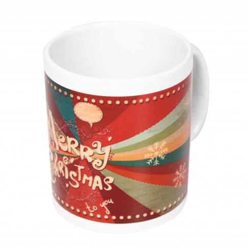 Cana ceramica, Craciun 31, 250 ml