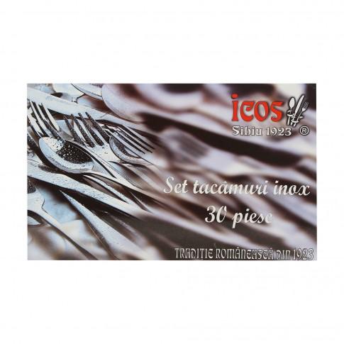 Tacamuri Icos, inox, set 30 piese