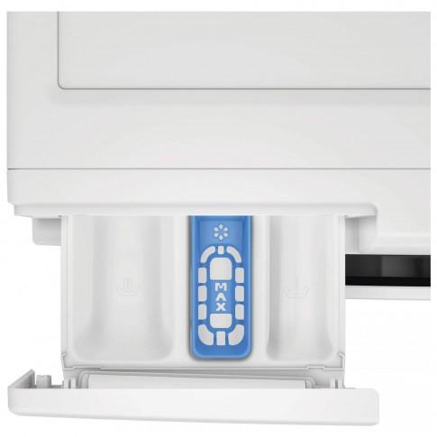 Masina de spalat rufe Beko WUE81436CST, 8 kg, 1400 rpm, clasa A+++, adancime 55 cm, motor ProSmart Inverter, tehnologie SteamCure, tehnologie HomeWhiz, alba