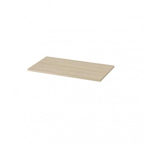 Blat pentru lavoar baie, Cersanit Moduo S590-023, stejar, MDF, 79.8 x 45 cm