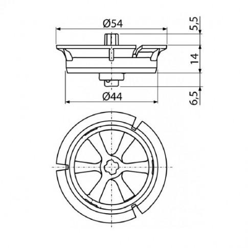 Regulator flux apa, P115