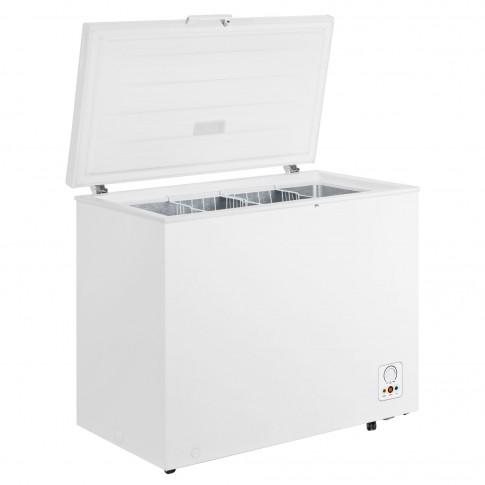 Lada frigorifica Gorenje FH251AW, 245 litri, clasa A+, latime 100.2 cm, termostat reglabil, siguranta usa, alba