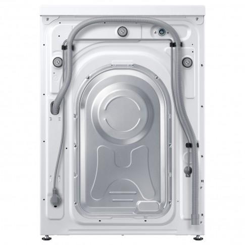 Masina de spalat rufe Samsung WW70T4040EE/LE, 7 kg, 1400 rpm, clasa D, adancime 55 cm, functie Abur, motor Digital Inverter, sertar StayClean, curatare tambur, alba