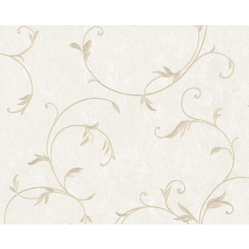 Tapet vlies, model floral, AS Creation Romantica 3 304182, 10 x 0.53 m