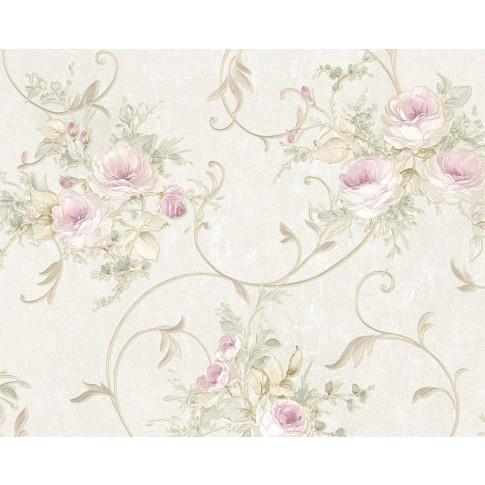 Tapet vlies, model floral, AS Creation Romantica 3 304202, 10 x 0.53 m