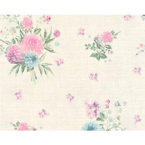 Tapet vlies, model floral, AS Creation SN4 358735, 10 x 0.53 m