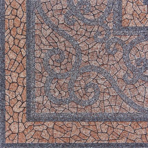 Gresie decor interior antiderapanta, universala, Petra maro mata PEI. 4 33 x 33 cm