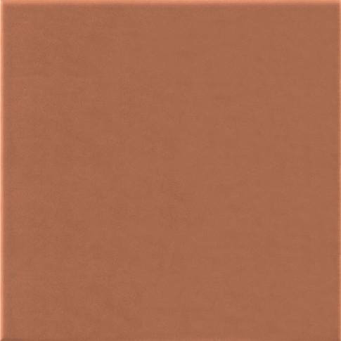 Gresie exterior / interior portelanata klinker Simple, mata, rosie, 30 x 30 cm
