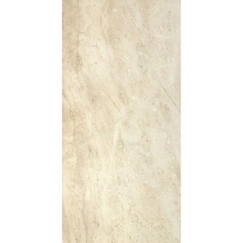 Faianta baie / bucatarie Salonika rectificata crem lucioasa 29 x 59.3 cm