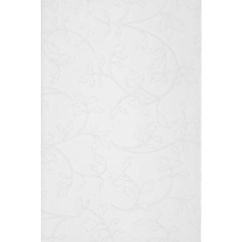 Faianta baie / bucatarie Ciragan alba lucioasa 25 x 50 cm