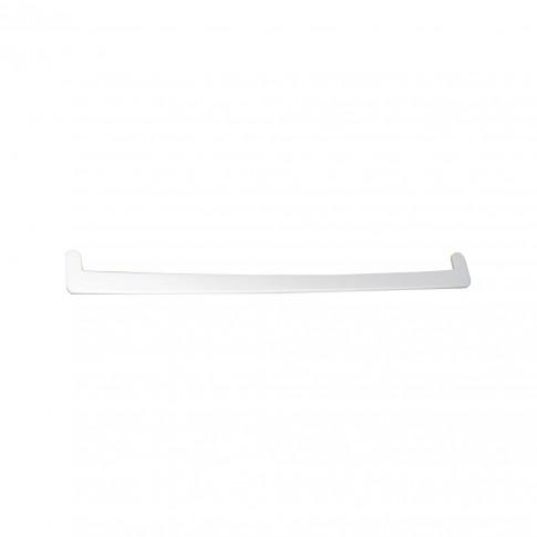 Capac glaf interior pentru ferestre VILO, alb, 42 x 0.8 cm