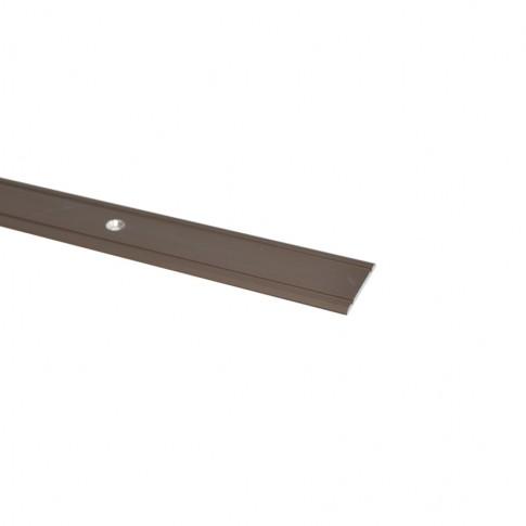 Profil aluminiu de trecere, SET S02 bronz 0.93 m
