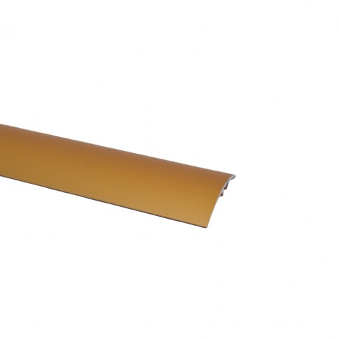 Profil aluminiu de trecere, diferenta de nivel, SET S65 auriu 0.93 m