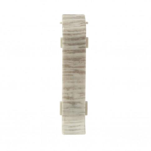 Element imbinare pentru plinta SET 10456-4640V gri nisip 52 x 22 mm 5 buc/set