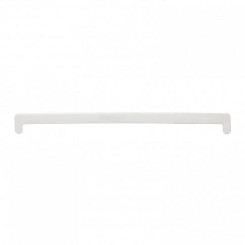Capac glaf exterior pentru ferestre Vox, alb, 42 x 0.8 cm