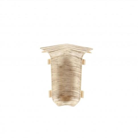 Colt interior pentru plinta Set 10456-4295 pin 52 x 22 mm 4 buc/set