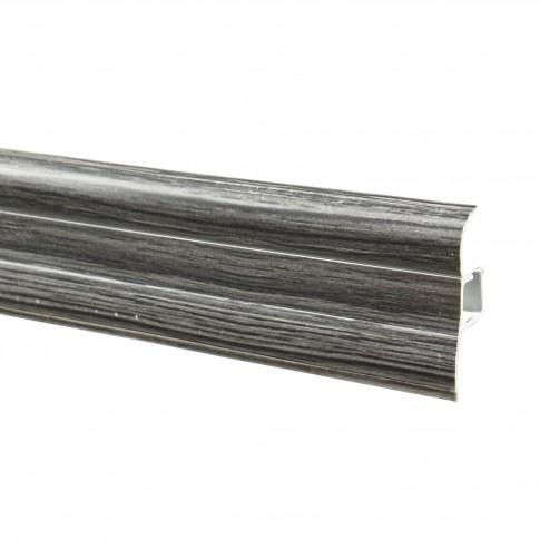 Plinta parchet PVC VKP 53.03 canal vintage 2500 x 50 mm