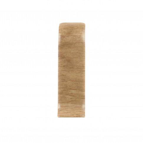 Element imbinare pentru plinta Vox Smart Flex 521 stejar antic 55 x 22 mm 2 buc/set