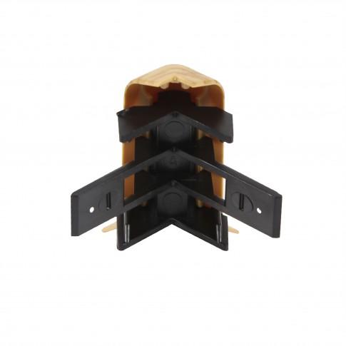Colt exterior plinta SET 10456-8625 stejar ardennes 52 x 22 mm 2 buc/set