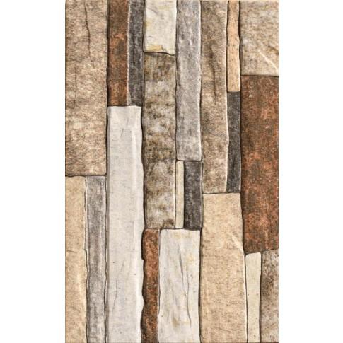 Faianta bucatarie Garos, mix, lucioasa, 25 x 40 cm