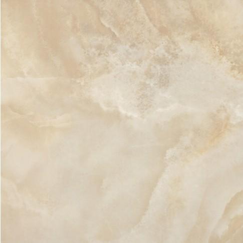 Gresie interior, universala, rectificata, Onix Ink bej lucioasa 39.2 x 39.2 cm