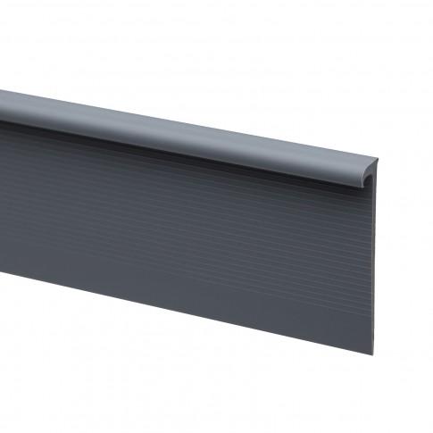 Profil terminal scafa PVC gri 2,5 metri 20334