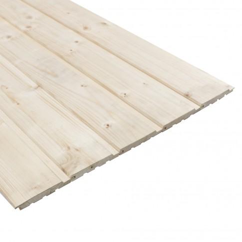 Lambriu lemn rasinoase, interior, 2500 x 121 x 14 mm
